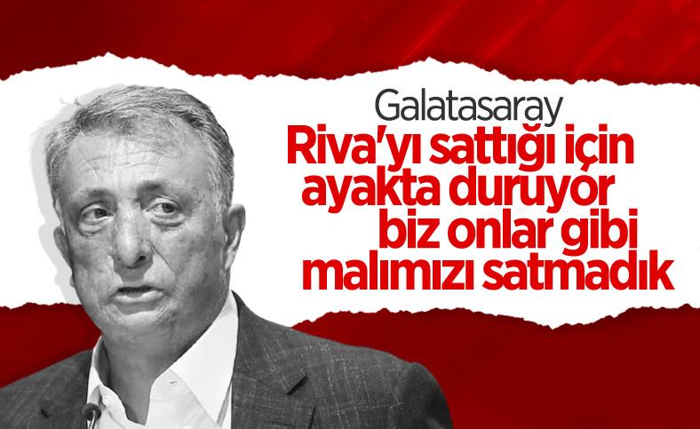 Ahmet Nur Çebi: Galatasaray, Riva'yı satarak ayakta duruyor