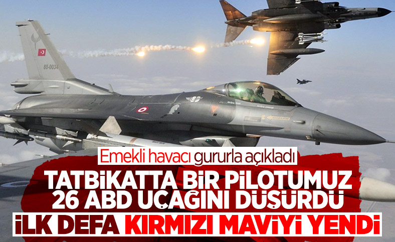 Erdoğan Karakuş: 1 Türk pilotu, 26 ABD uçağını düşürdü