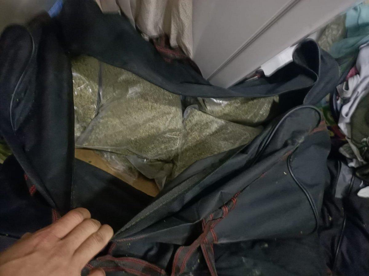 Kağıthane de,  Çaki  lakaplı uyuşturucu taciri yakalandı #2