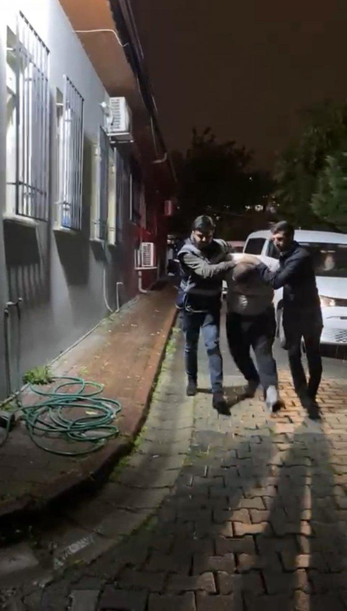 Kağıthane de,  Çaki  lakaplı uyuşturucu taciri yakalandı #8