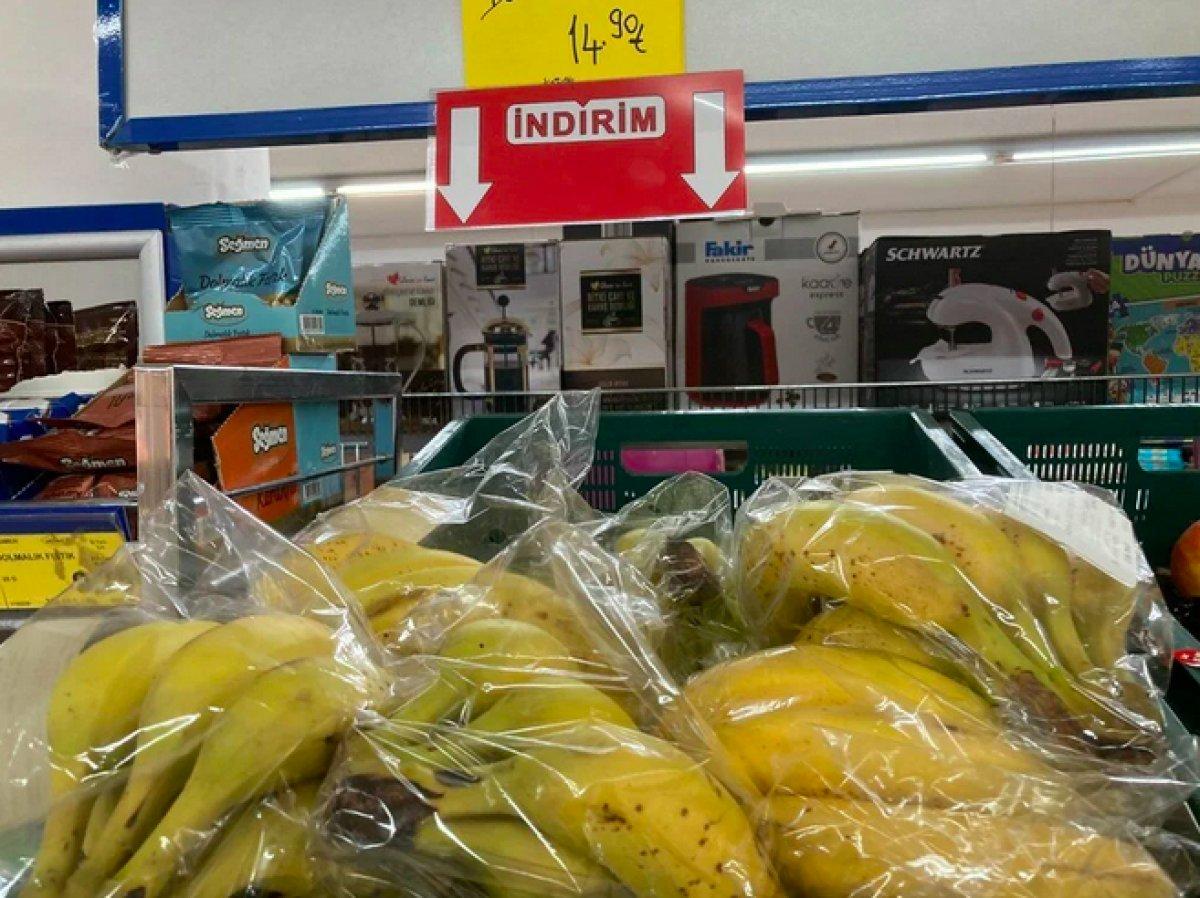 Mersinli muz üreticileri marketlerdeki fiyatlara tepkili #6