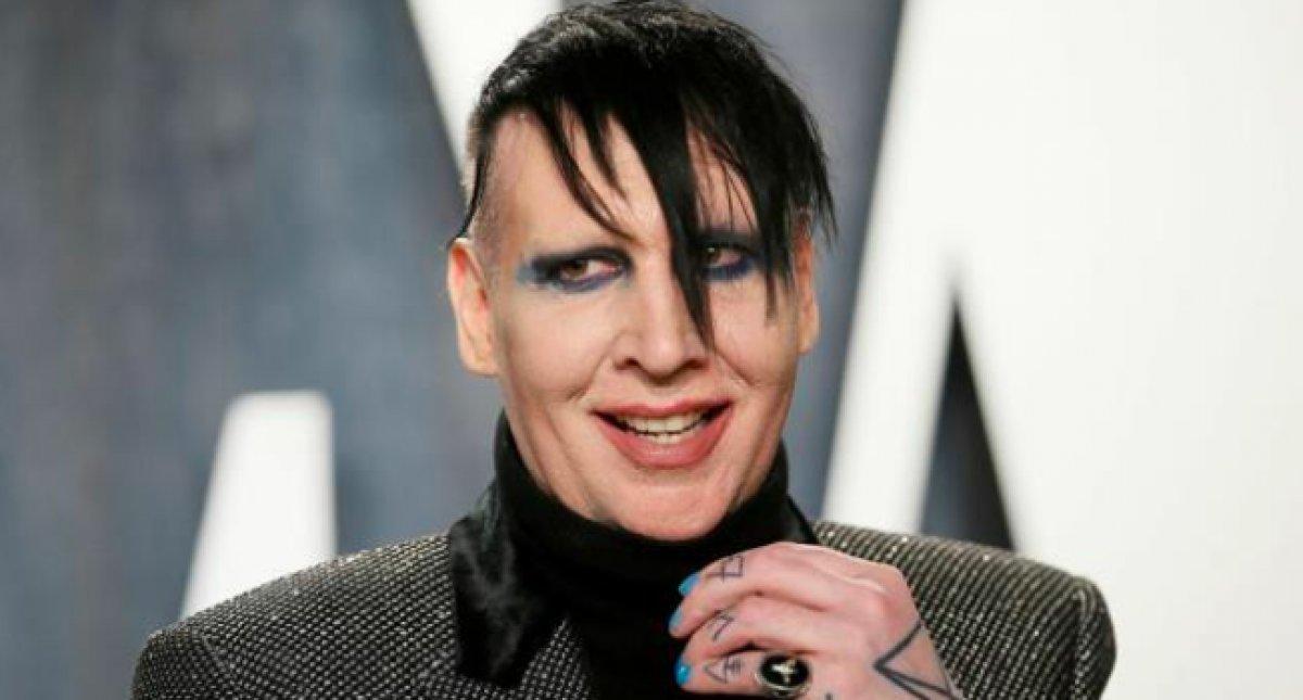 Marily Manson evini değiştiriyor #2