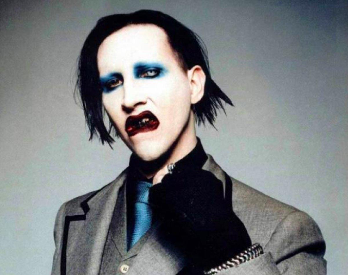 Marily Manson evini değiştiriyor #4