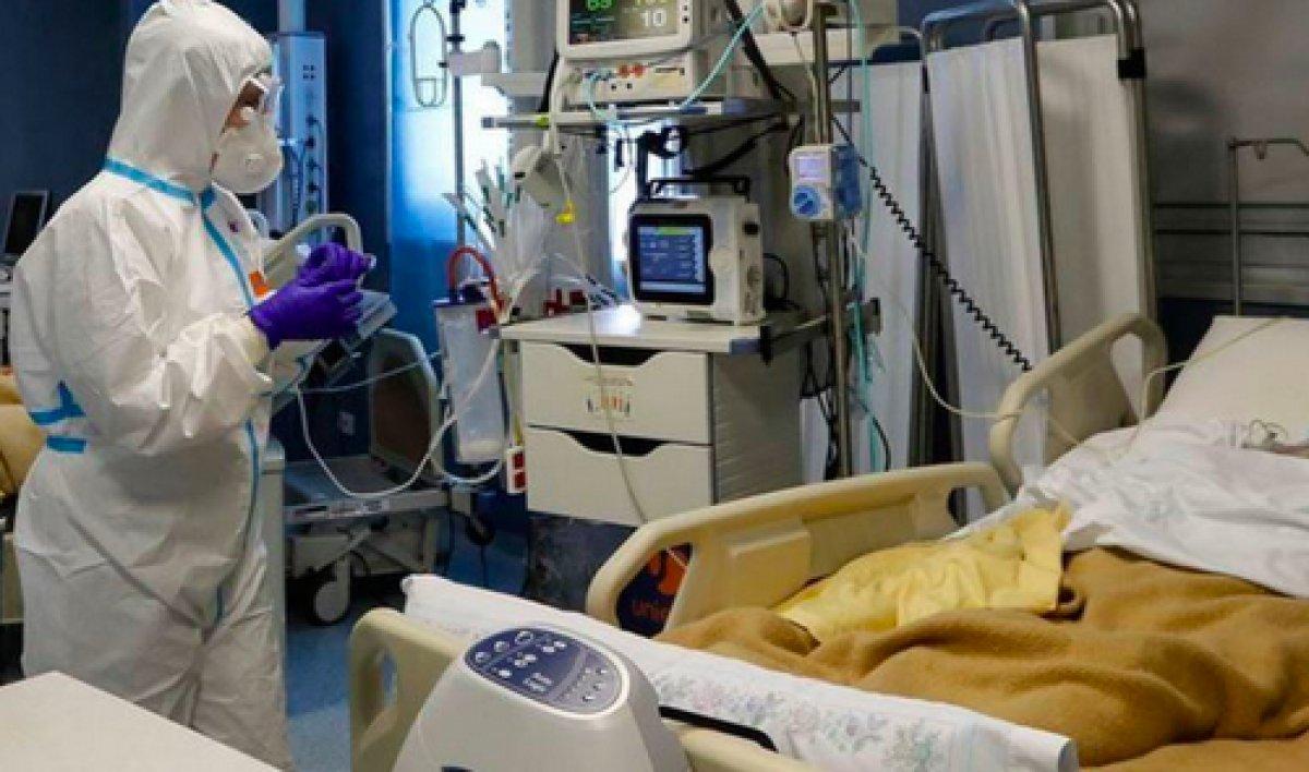 Korona kaynaklı can kayıpları yılın en düşük seviyelerinde #1
