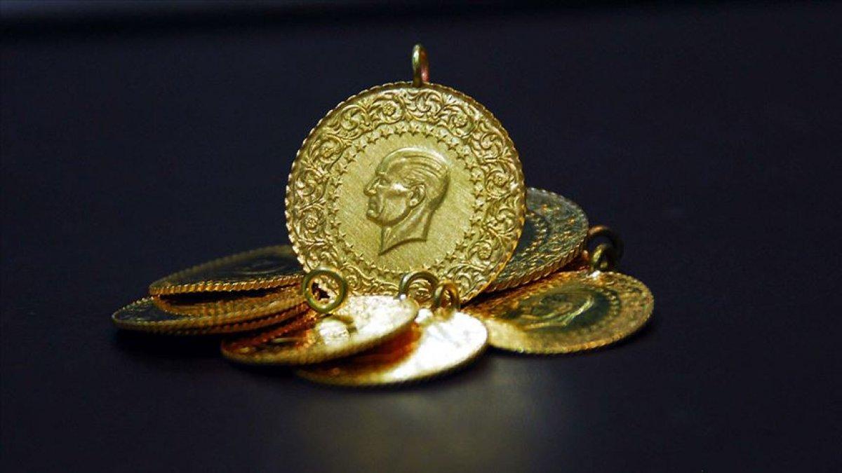 Çeyrek altın 855 lira oldu #1