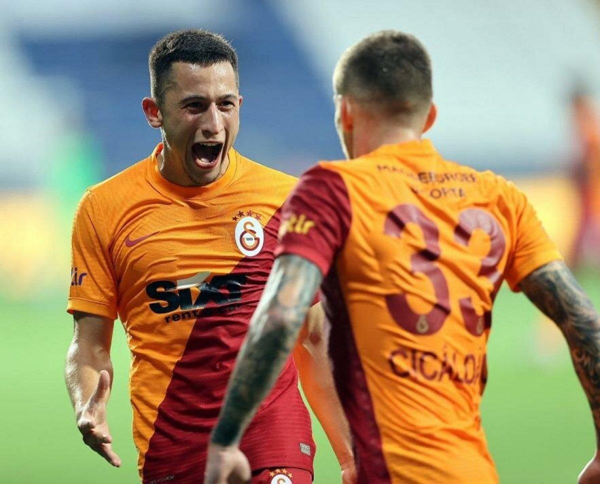 Cicaldau, Galatasaray ı anlattı #4