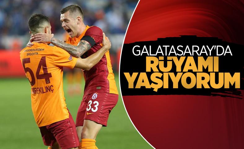 Cicaldau, Galatasaray'ı anlattı