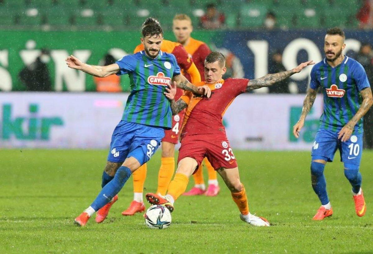 Cicaldau, Galatasaray ı anlattı #3