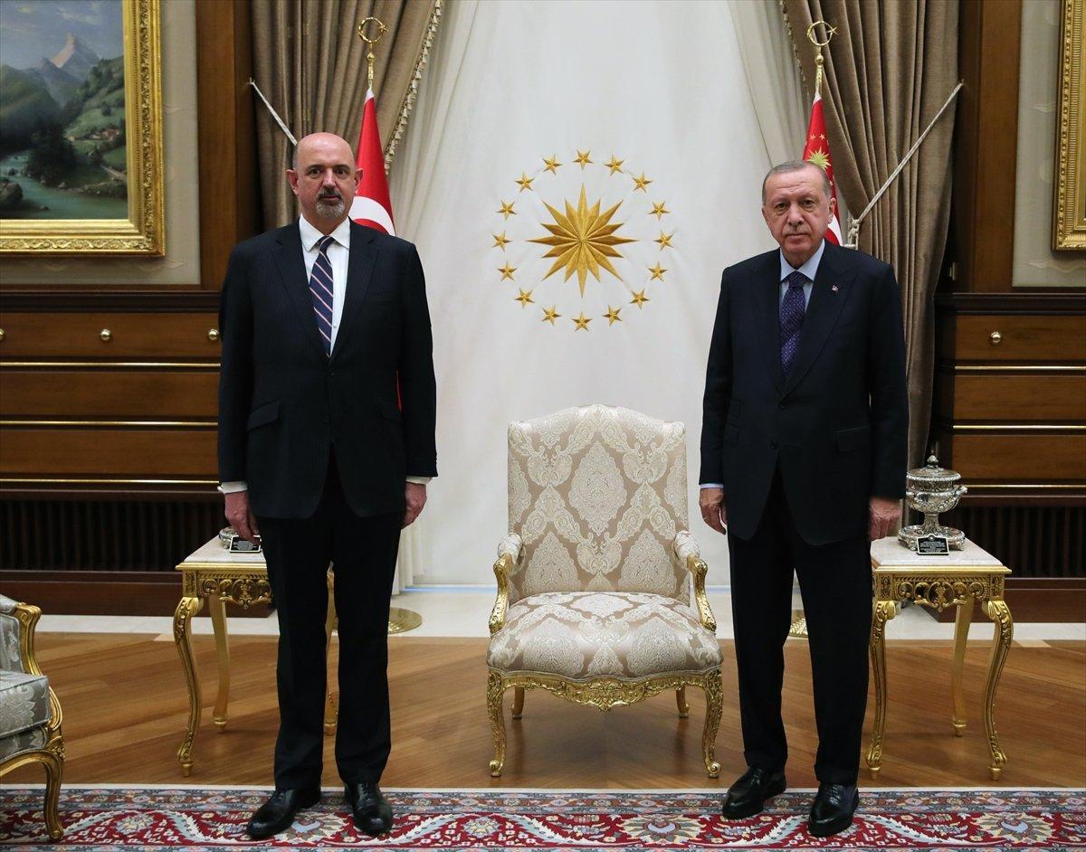 Avustralya nın Ankara Büyükelçisi nden Cumhurbaşkanı Erdoğan a güven mektubu #3
