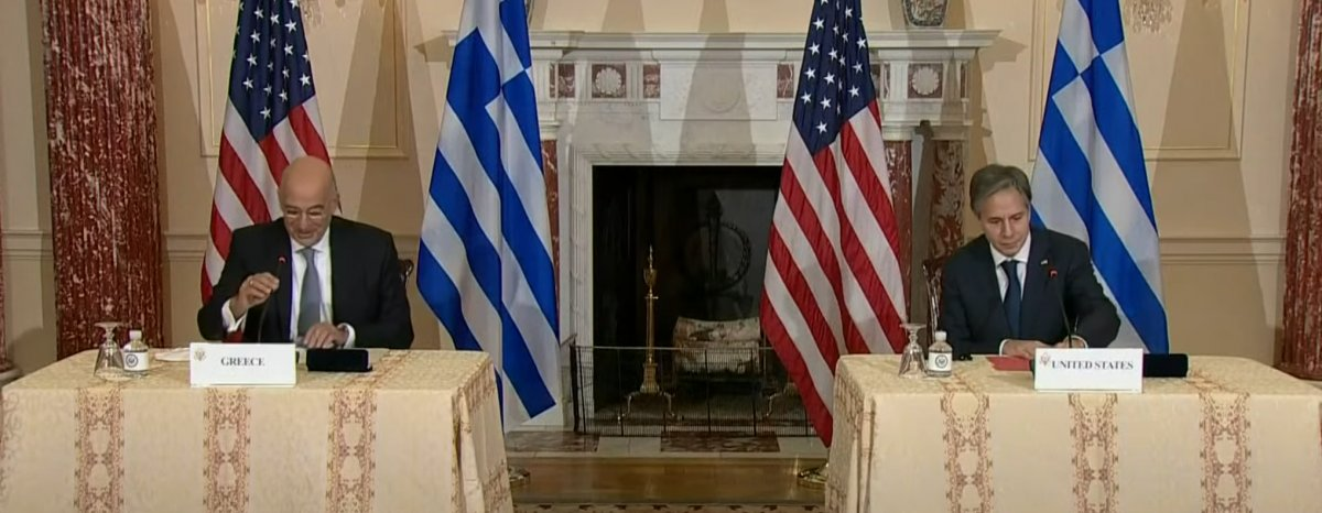 Yunanistan, ABD ile görüşmesinde egemenliğinin tehlikede olduğunu savundu #1