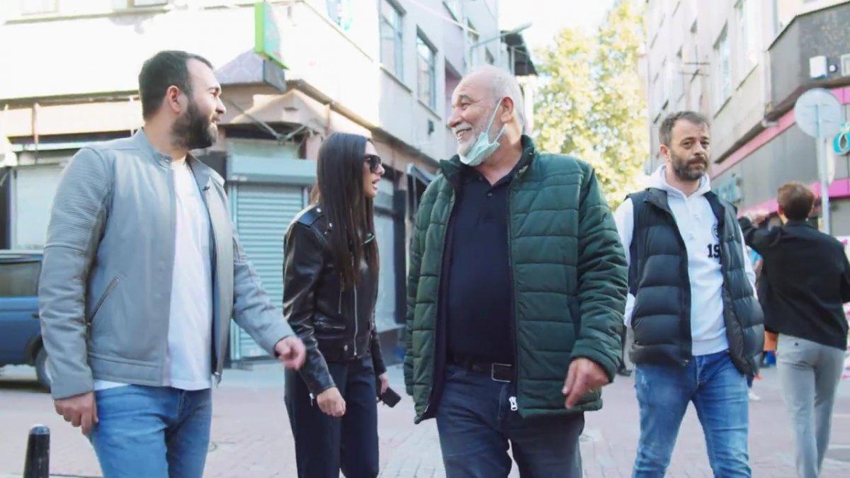 Aslıhan Doğan, Bayrampaşa sokaklarını gezdi #2