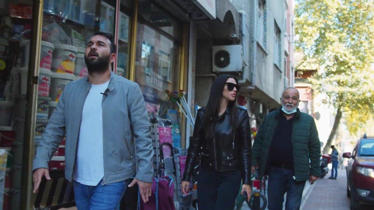Aslıhan Doğan, Bayrampaşa sokaklarını gezdi #4