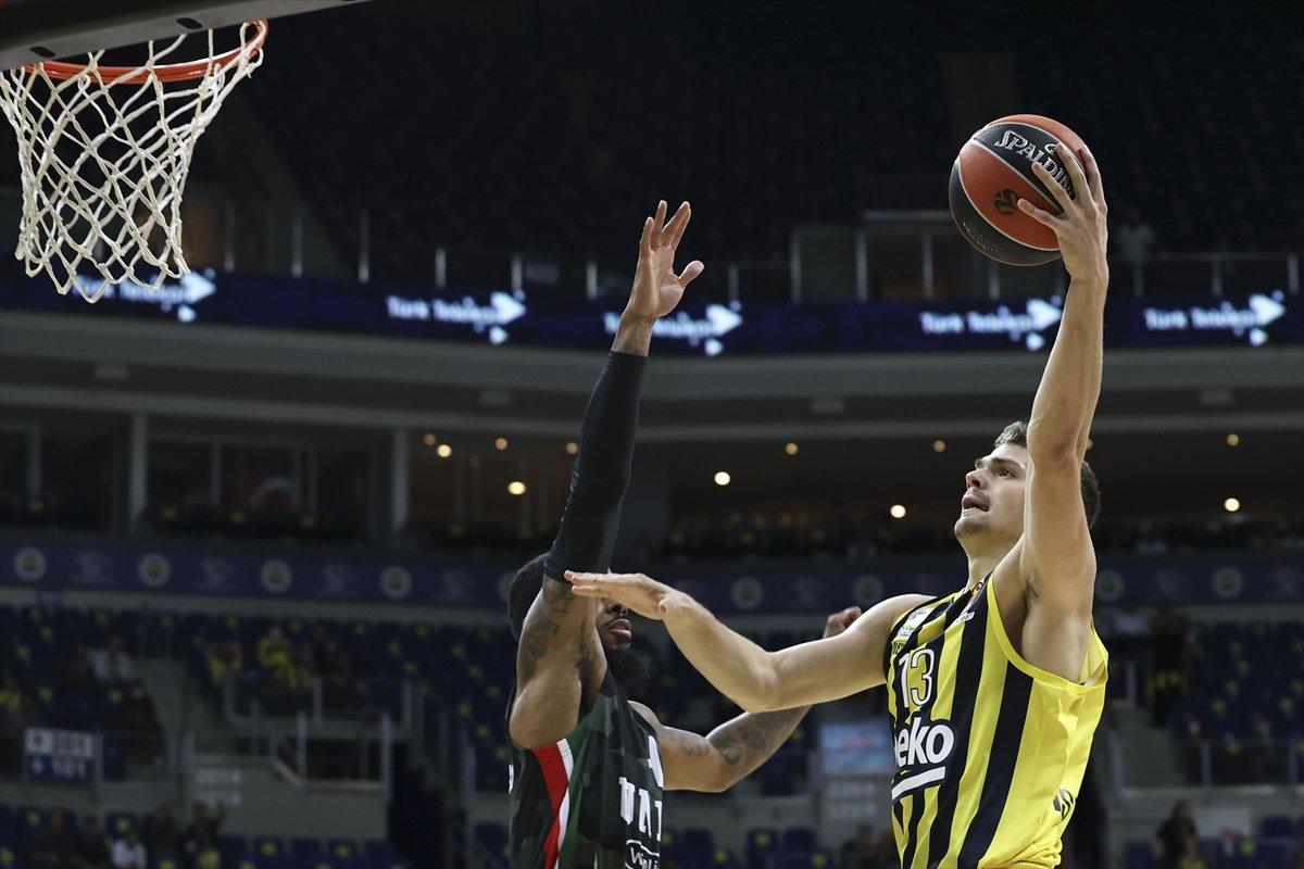 Fenerbahçe EuroLeague de Kazan ı farklı yendi #2