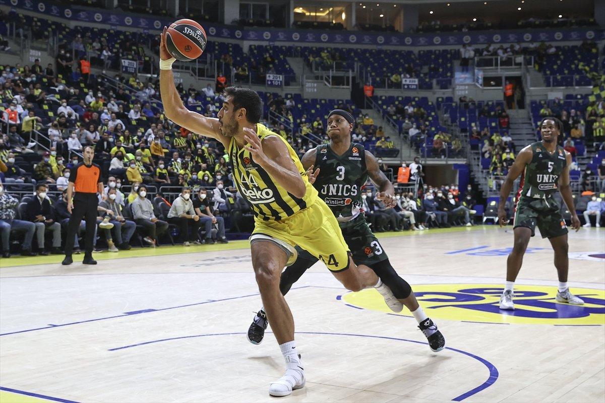 Fenerbahçe EuroLeague de Kazan ı farklı yendi #3