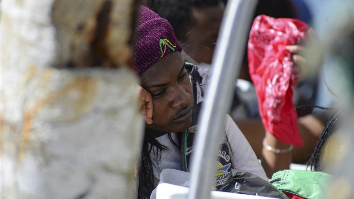 Kolombiya'da kaçak göçmenlerin salı devrildi: 1'i bebek 4 ölü #1