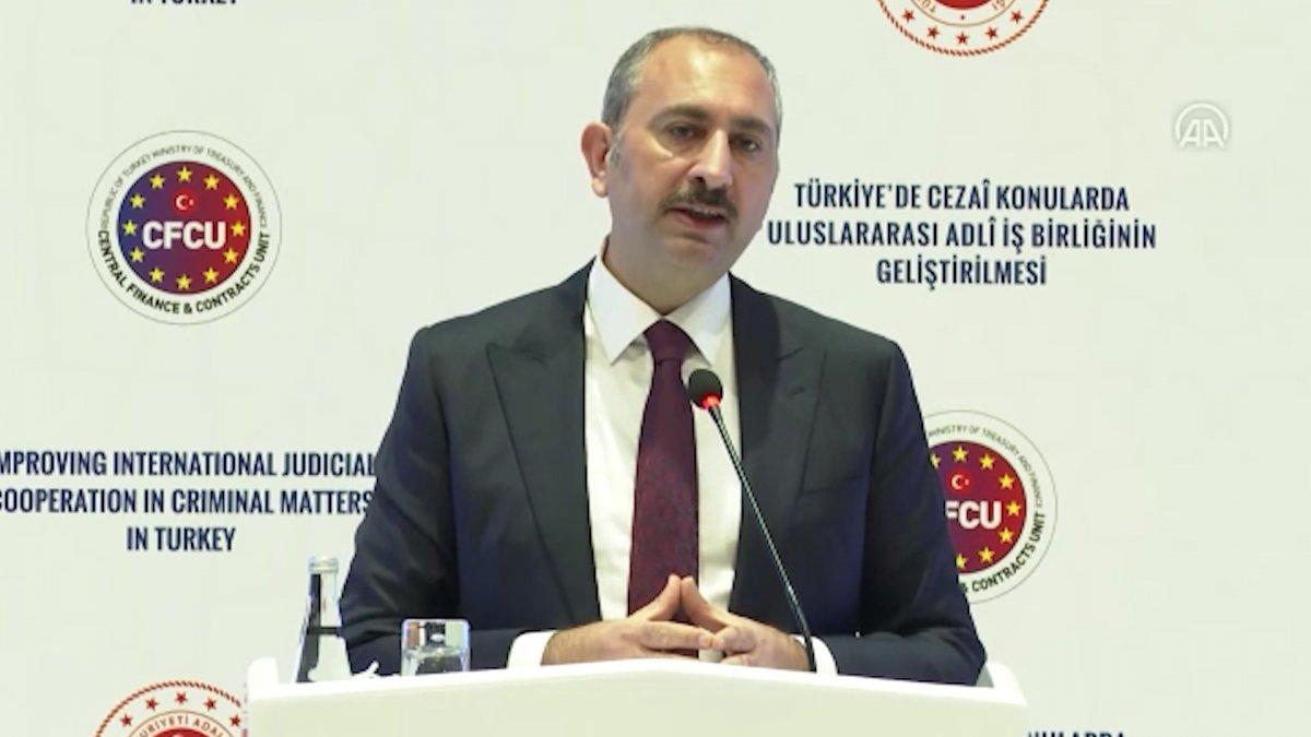 Abdulhamit Gül: Teröre karşı iş birliğinde birçok ülke sınıfta kaldı #1