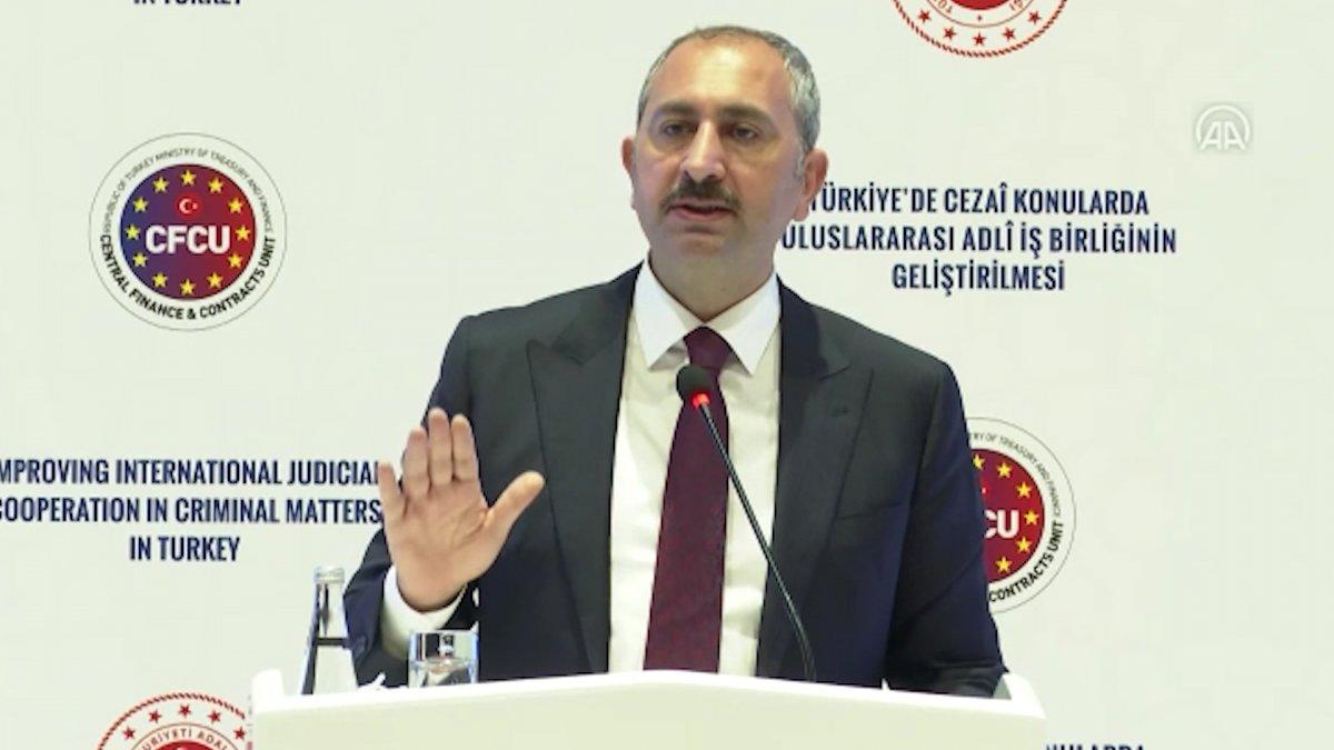 Abdulhamit Gül: Teröre karşı iş birliğinde birçok ülke sınıfta kaldı #3