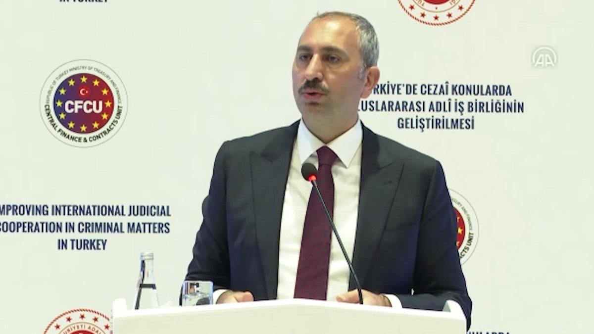 Abdulhamit Gül: Teröre karşı iş birliğinde birçok ülke sınıfta kaldı #2