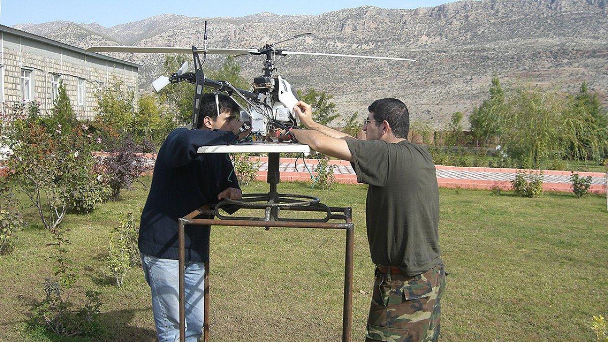 İHA ve SİHA lar 15 yıl önce ilk denemelerine Akçay köyünde başladı #1