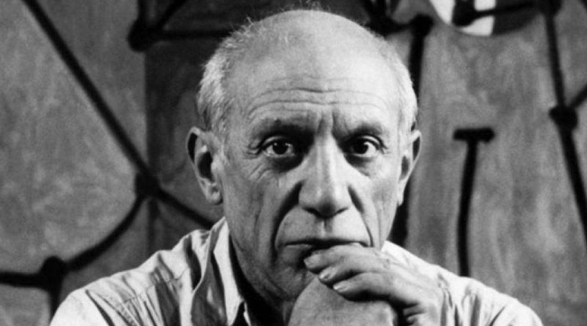 Sanatta bir dâhinin kitabı: Picasso nun Gözleri #1