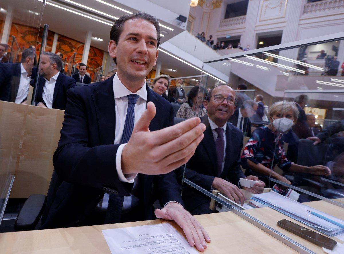 Sebastian Kurz, milletvekili olarak yemin etti #2