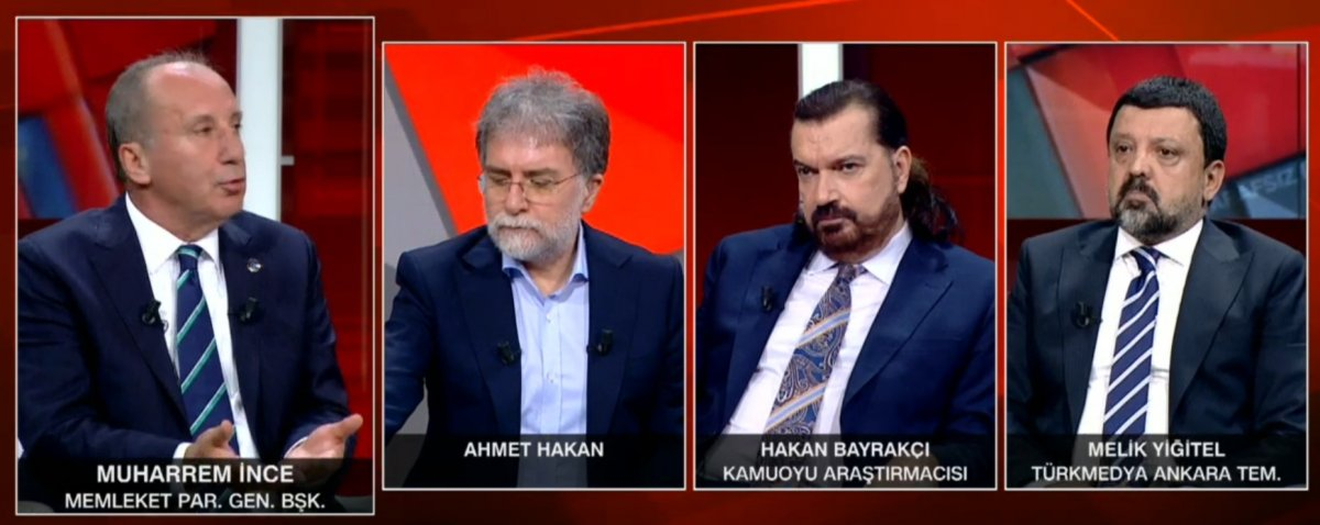 Muharrem İnce den Kılıçdaroğlu na: Siyasi cinayet açıklaması sorumsuzluk #2