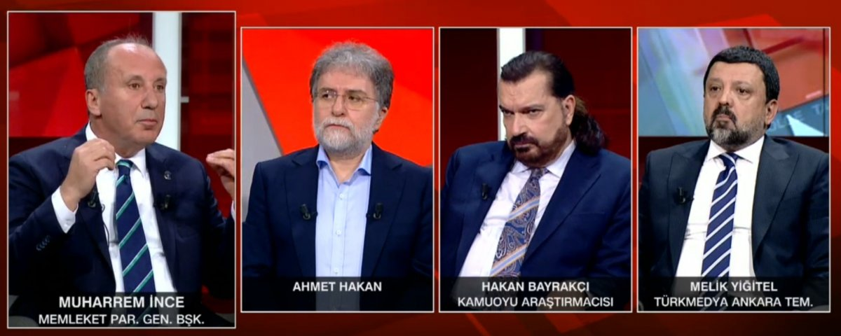 Muharrem İnce den Kılıçdaroğlu na: Siyasi cinayet açıklaması sorumsuzluk #4