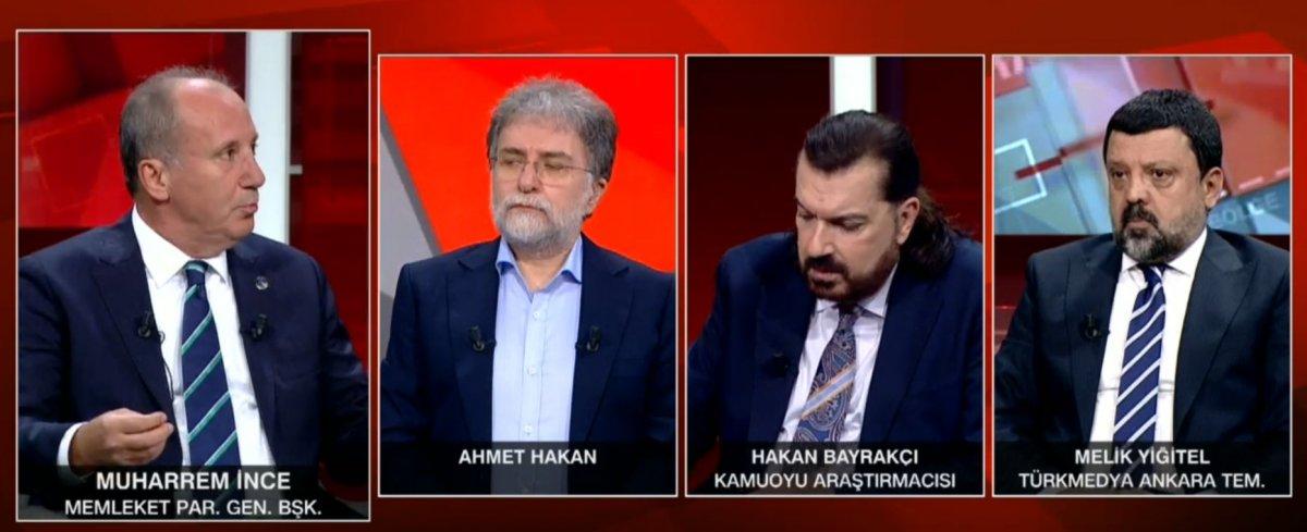 Muharrem İnce den Kılıçdaroğlu na: Siyasi cinayet açıklaması sorumsuzluk #1