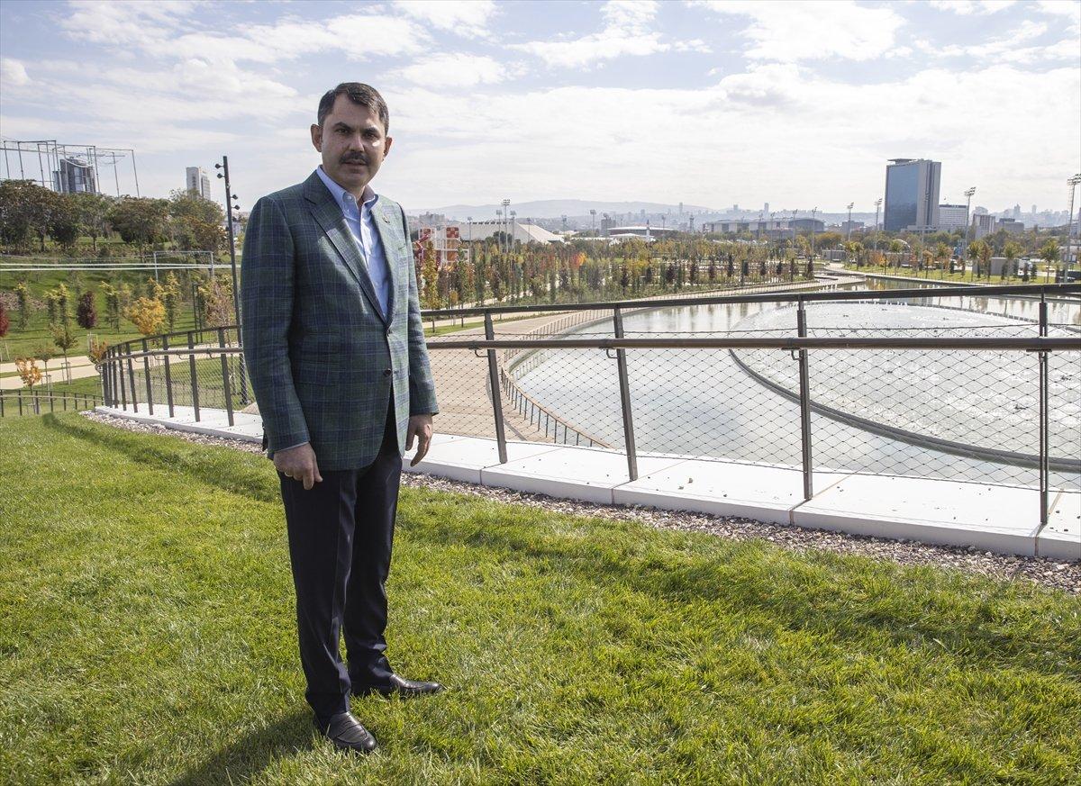 Murat Kurum: Türkiye, iklim değişikliğiyle mücadelede öncü olacak #7