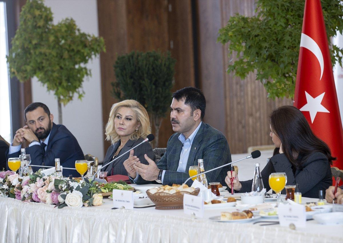 Murat Kurum: Türkiye, iklim değişikliğiyle mücadelede öncü olacak #5