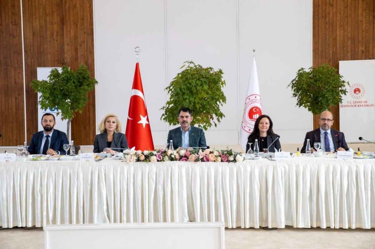 Murat Kurum: Türkiye, iklim değişikliğiyle mücadelede öncü olacak #2