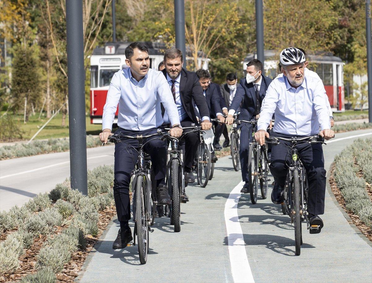 Murat Kurum: Türkiye, iklim değişikliğiyle mücadelede öncü olacak #10