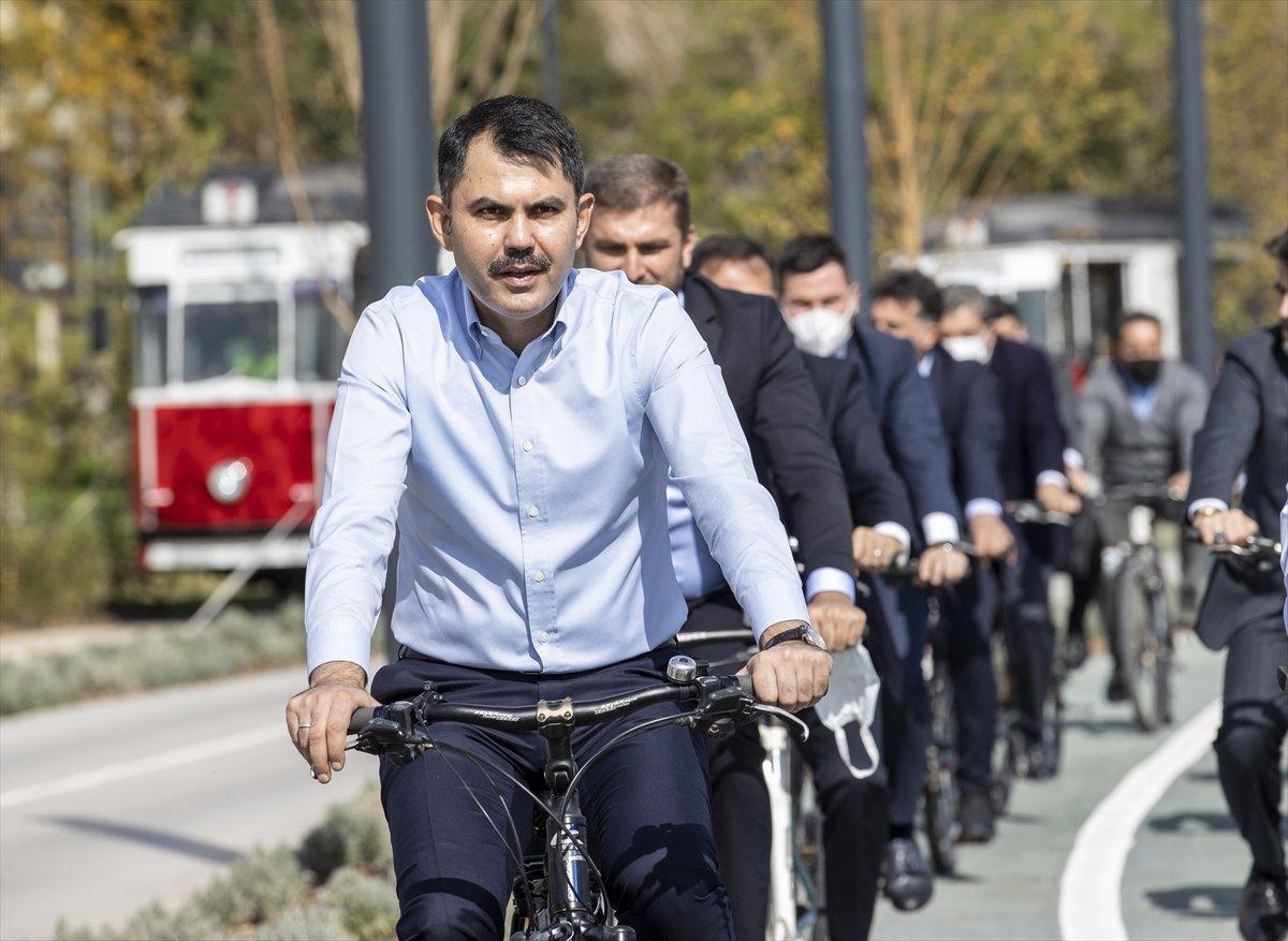 Murat Kurum: Türkiye, iklim değişikliğiyle mücadelede öncü olacak #11
