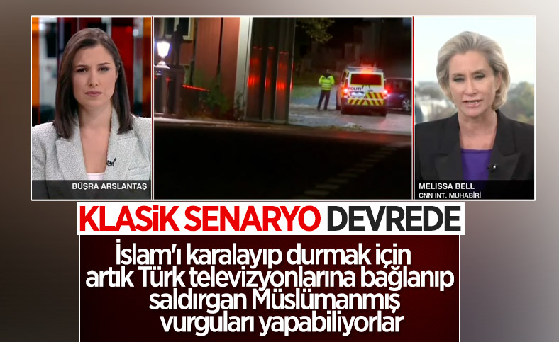 CNN INT: Norveç'teki saldırgan yakın zamanda Müslüman oldu