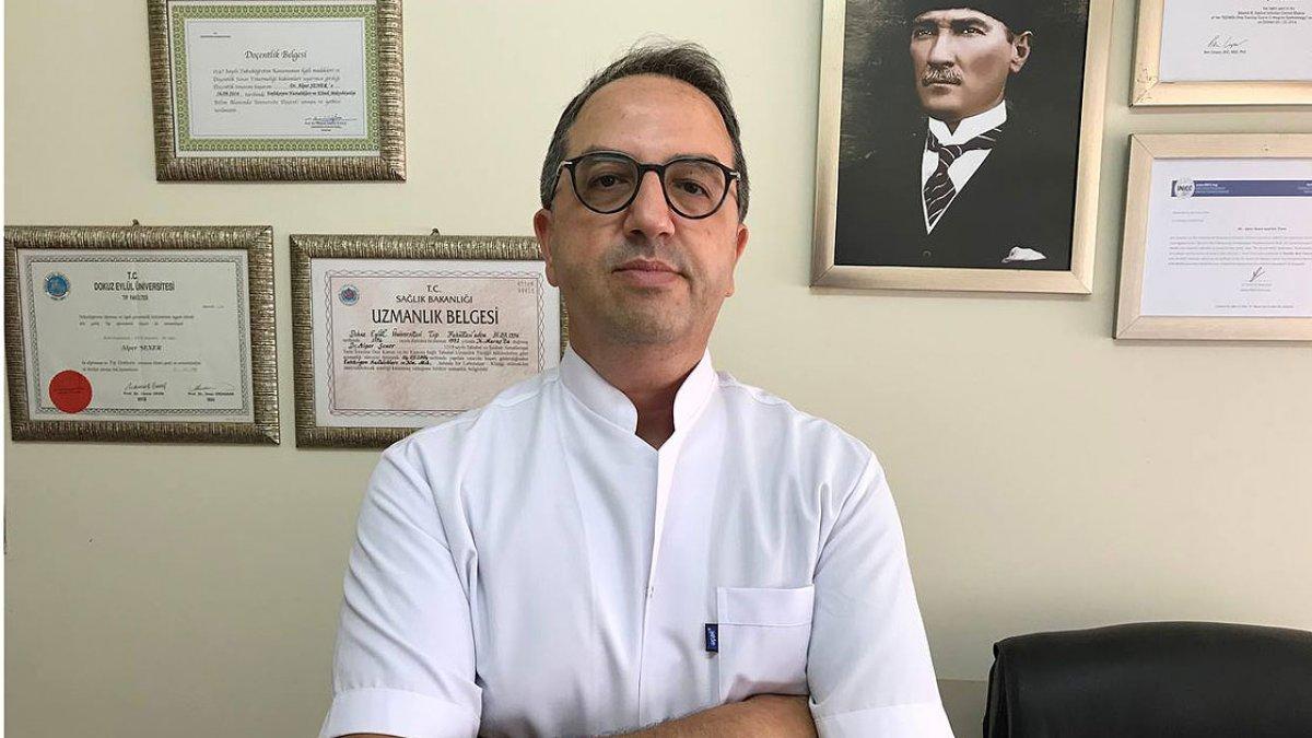 Bilim Kurulu Üyesi Alper Şener: Obez ya da aşırı kilolu insanlar aşı olmalı #3