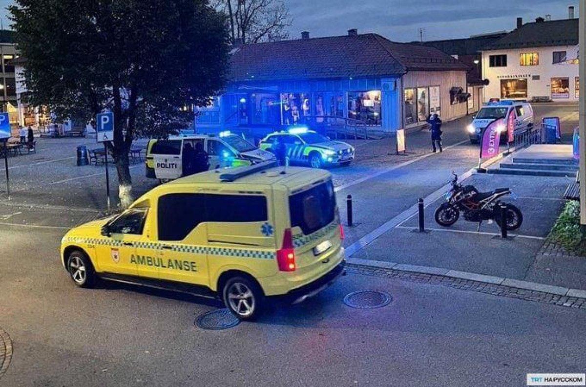 Norveç'teki oklu saldırganın kimliği belli oldu #3