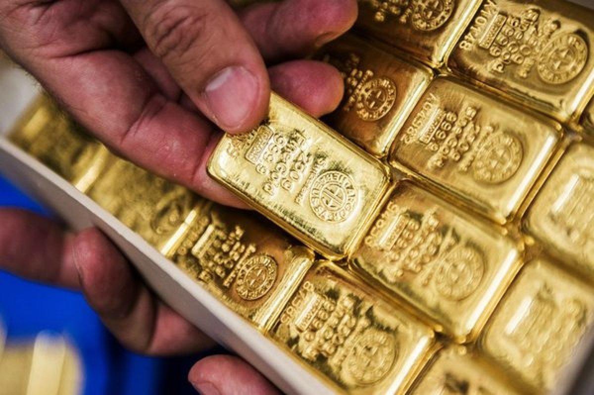 Ons altın ne demek? 1 ONS altın kaç gram eder? #1