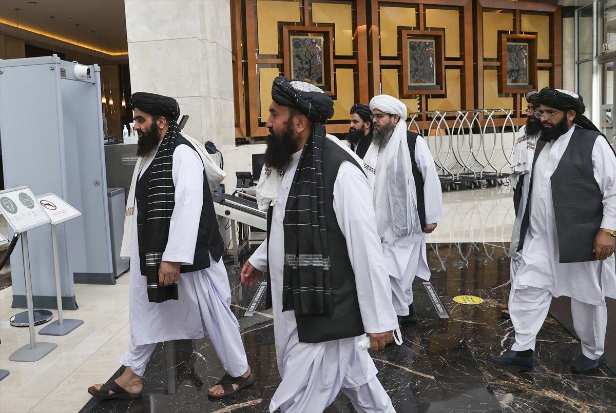 Mevlüt Çavuşoğlu ndan Taliban görüşmesine ilişkin açıklama #2