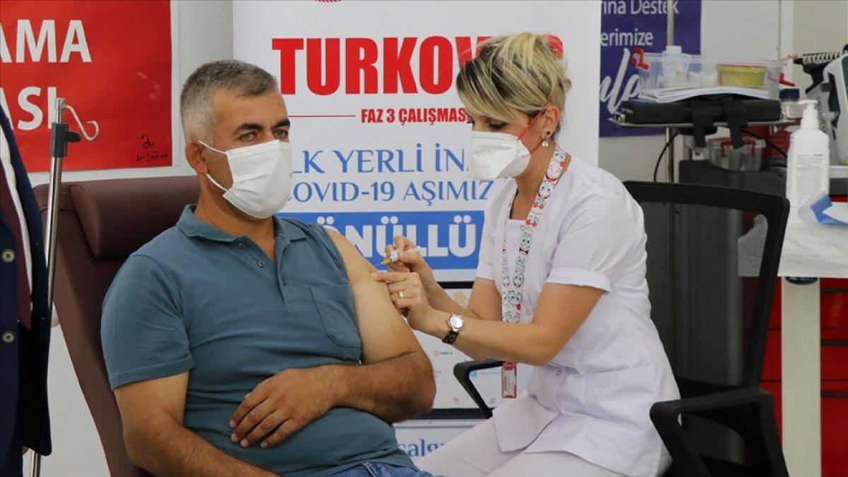 Turkovac aşısı için değerlendirme: Sonuç güvenli #1