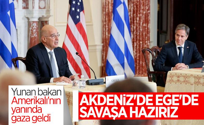 Yunanistan, ABD ile görüşmesinde egemenliğinin tehlikede olduğunu savundu
