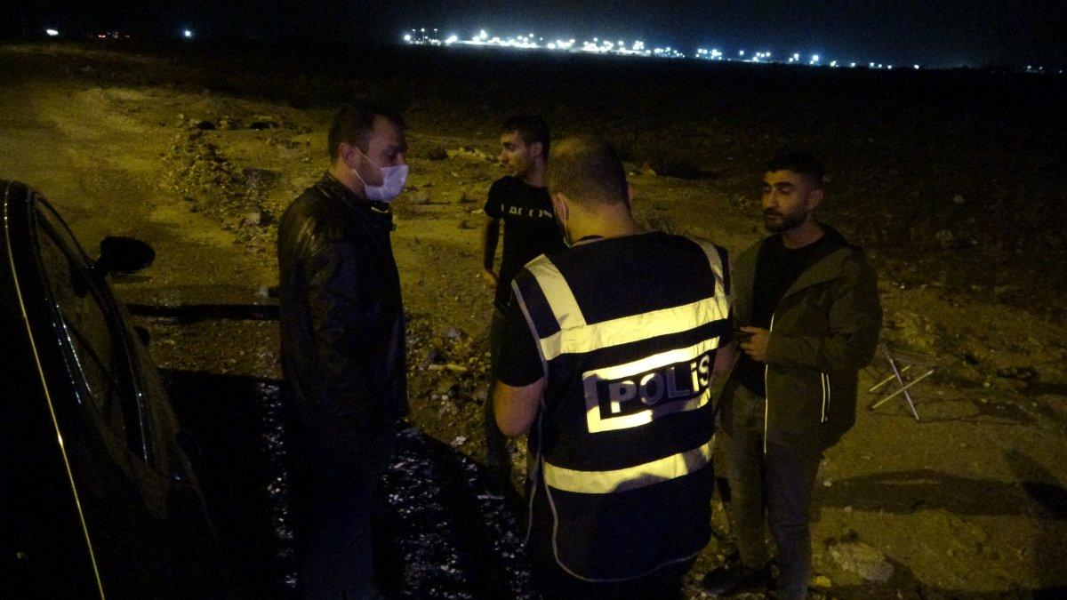 Diyarbakır da şikayet üzerine polisler denetleme gerçekleştirdi #2