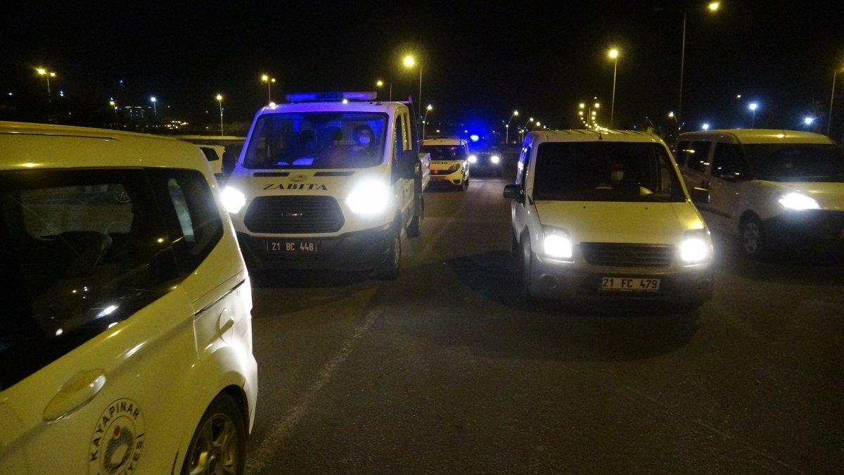 Diyarbakır da şikayet üzerine polisler denetleme gerçekleştirdi #3