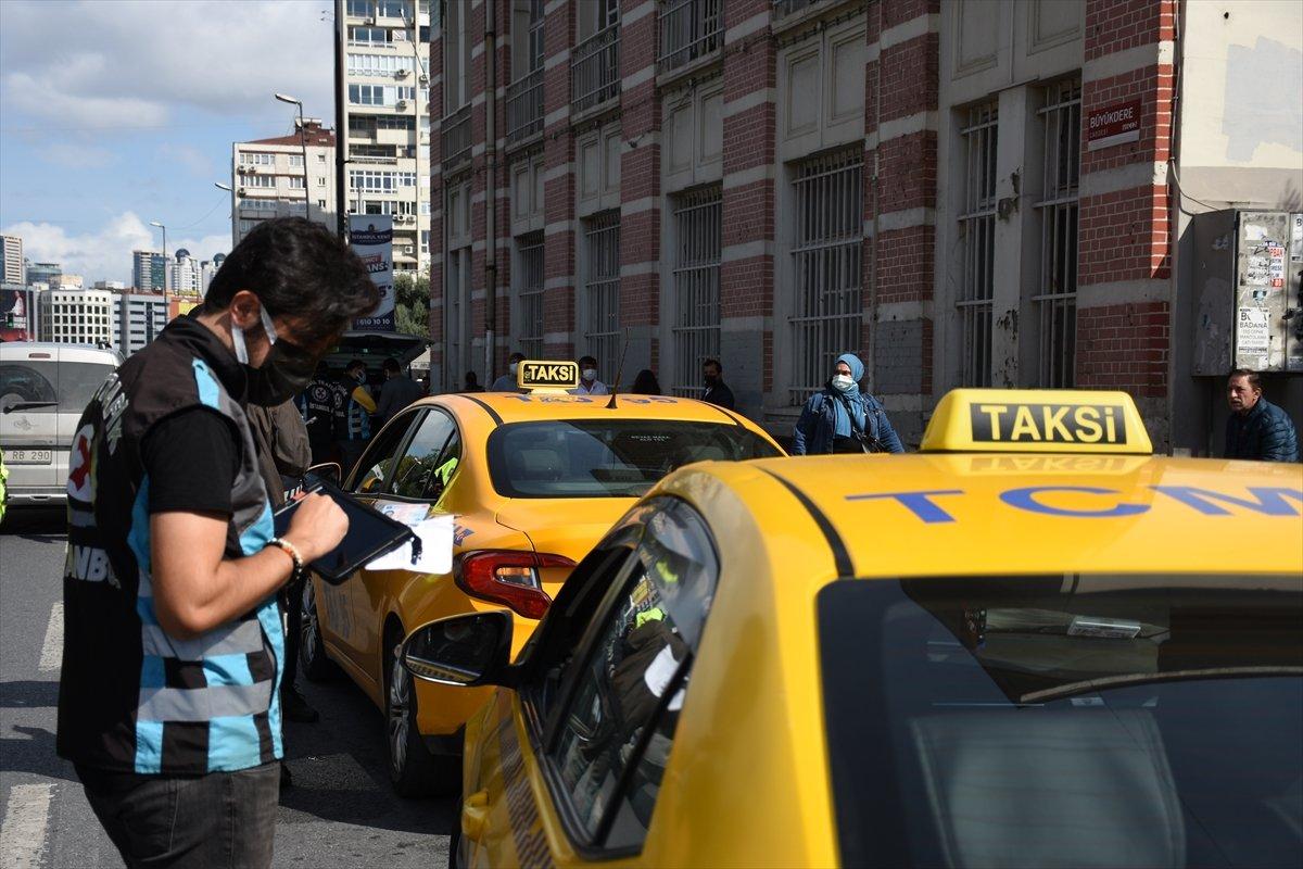 2 günde 3 bin 310 sürücü ve yolcuya emniyet kemeri cezası kesildi #1