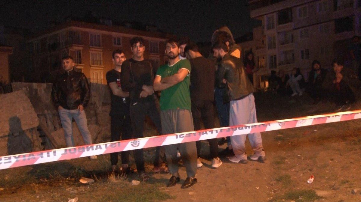İstanbul da bir binadaki doğalgaz hattında patlama meydana geldi #3