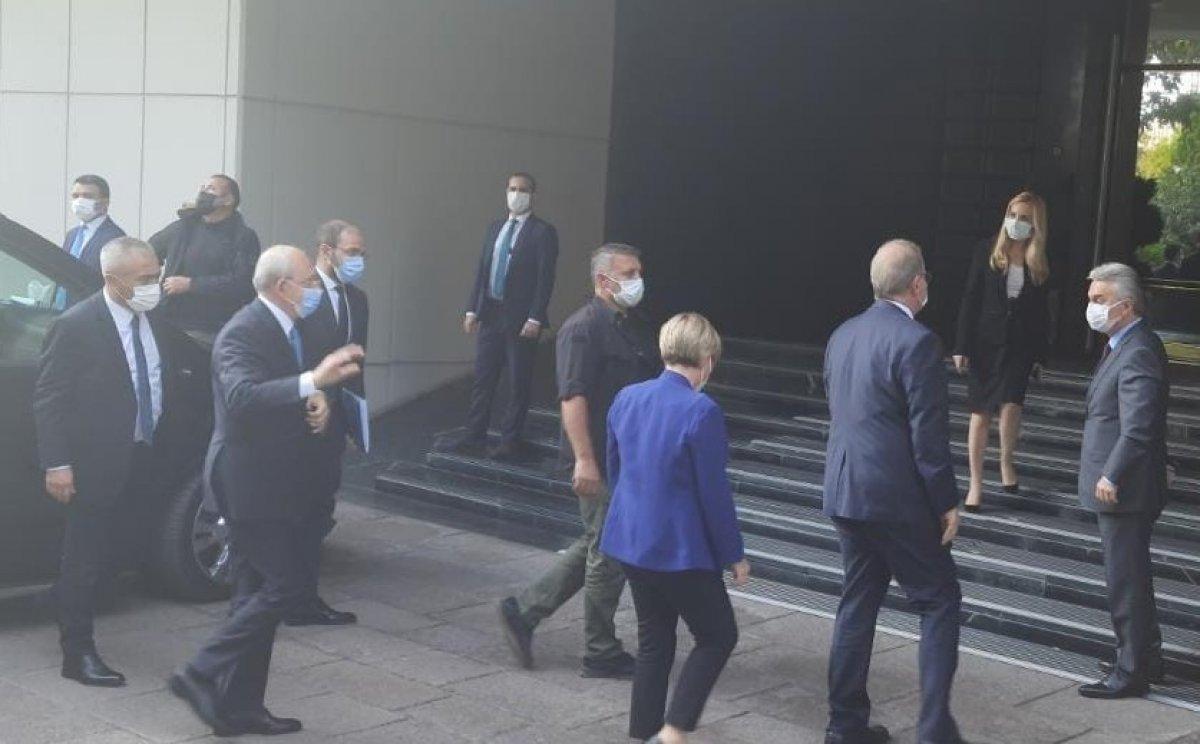 Kemal Kılıçdaroğlu, Merkez Bankası nda #3