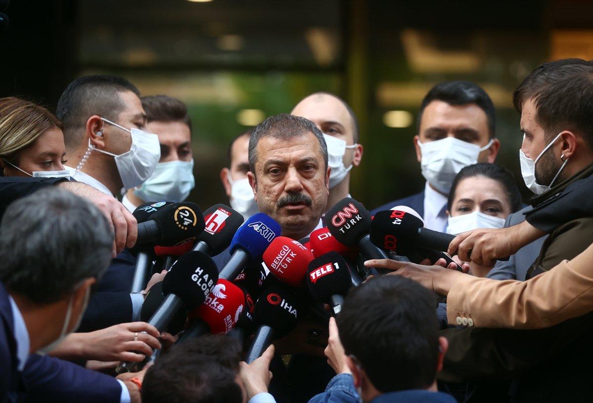 Şahap Kavcıoğlu, Kemal Kılıçdaroğlu ile yaptığı görüşmeyi anlattı #1