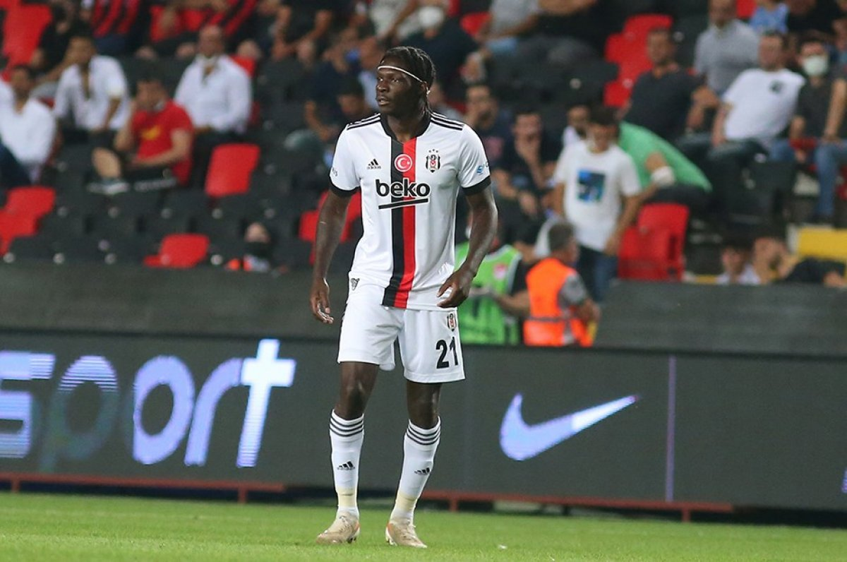 N sakala: Beşiktaş ta mutluyum #2