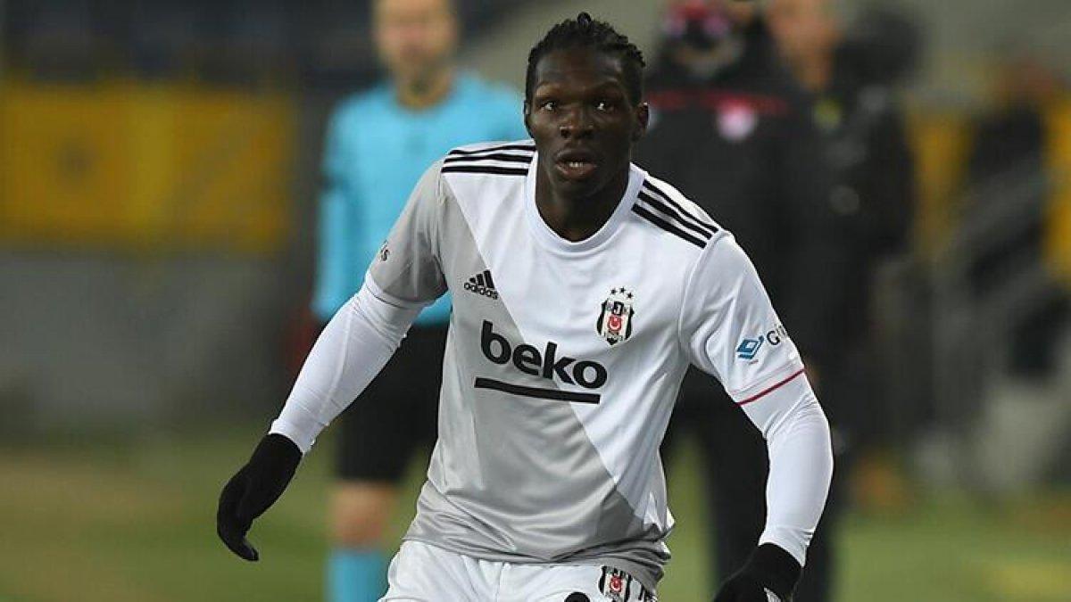 N sakala: Beşiktaş ta mutluyum #1