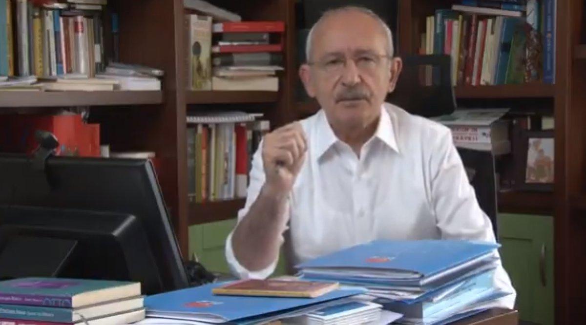 Kemal Kılıçdaroğlu ndan tehditvari sözler: Hesap verecekler #1