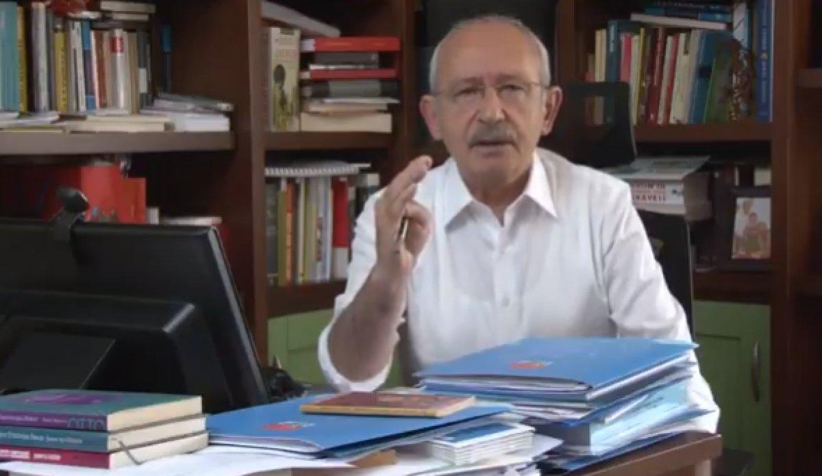 Kemal Kılıçdaroğlu ndan tehditvari sözler: Hesap verecekler #2